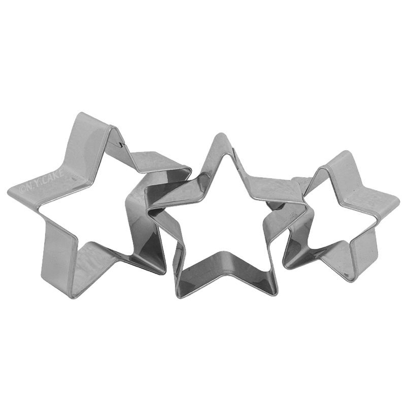 Sets of Cookie Cutters