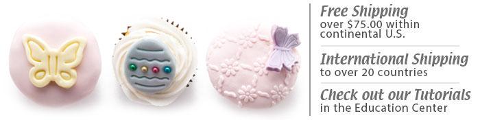 Cupcake Supplies | Cupcake Decorating Supplies - NY Cake