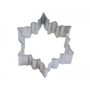 Snowflake Cookie Cutter 2 3 / 4 Inch