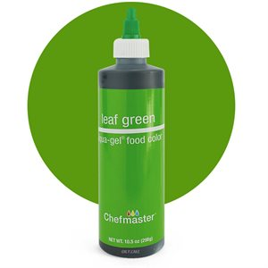 Leaf Green Liqua-Gel Color -10.5 ounce By Chefmaster
