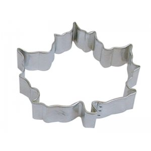 Canada Maple Leaf Cookie Cutter 5 Inch