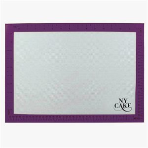 Dark Purple-Silicone Baking Mat Half Sheet- (12 Inches x 17 Inches)