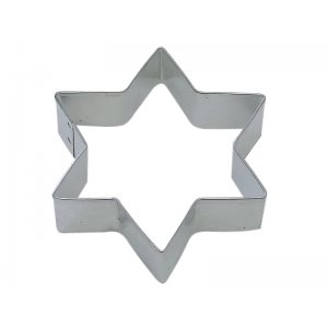Star Cookie Cutter 3 1 / 2 Inch