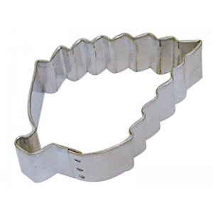 Aspen Leaf Cookie Cutter 3 1 / 4 Inch