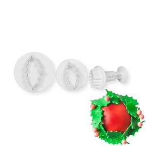 Holly Leaf Plunger Small