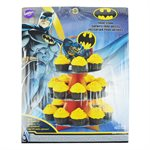 Batman Cupcake Stand By Wilton