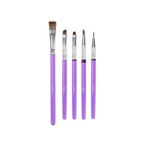 Decorating Brush Set- 5 pcs