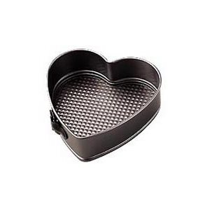 9 Inch Excelle Heart Springform