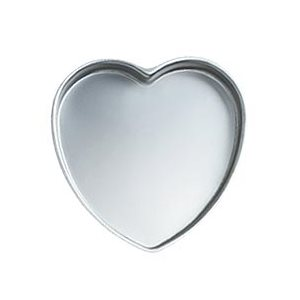 9 Inch Heart Pan 2 Inch Deep