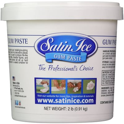 Ready Made Gumpaste 2 Pounds By Satin Ice