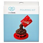 Cake Frame Pouring Kit