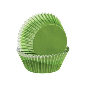 Ombre Green Color Cup Baking Cups 36pcs By Wilton