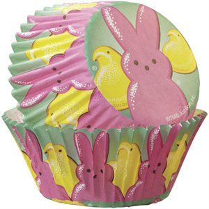 Peeps Baking Cups 50 ct By Wilton