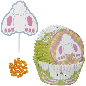 Easter Cupcake Supplies