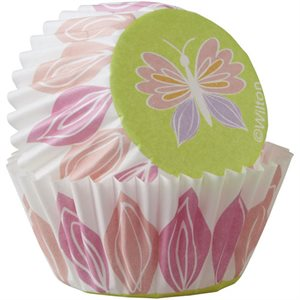 Butterfly Mini Baking Cups By Wilton