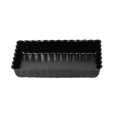 Mini tart pan w removable bottom