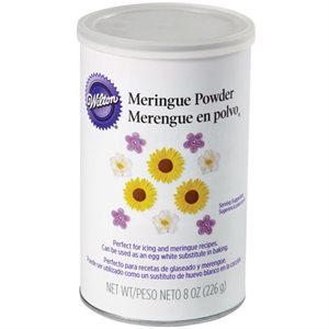 Meringue Powder 8 Ounce By Wilton