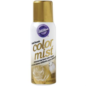 Gold Color Mist By Wilton