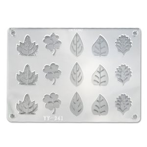 Leaves Piece Acrylic Chocolate Mold