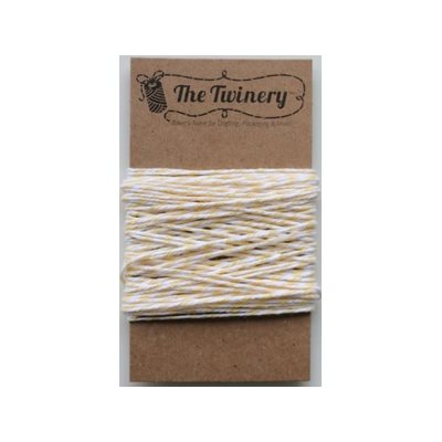 Buttercream Twine Mini Bundle 15 Yards