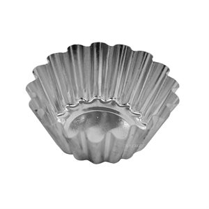Fluted Round-Mini Tart (2 7 / 8')(Pack of 25)