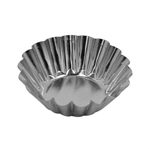 "Fluted Round-Mini Tart ( 2 1 / 2"" )(Pack of 25)"