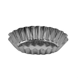Fluted Oval Mini Tart (Pack of 25)