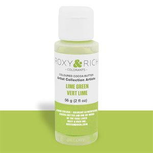 Lime Green Cocoa Butter By Roxy Rich 2 Ounce