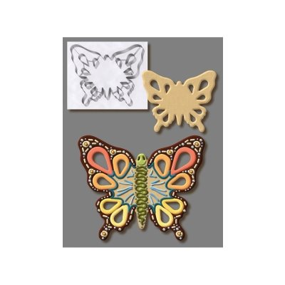 Butterfly Cookie Cutter 7 1 / 2 Inch
