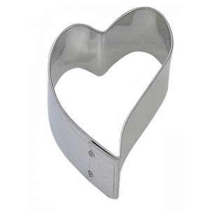 Mini Folk Heart Cookie Cutter