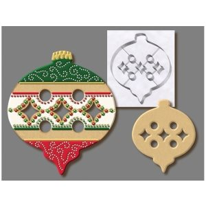 Ornament Cookie Cutter 7 1 / 2 Inch