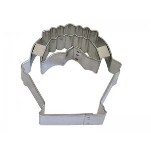 Basket Cookie Cutter 3 Inch