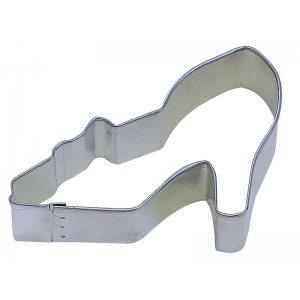 High Heel Shoe Cookie Cutter 4 Inch
