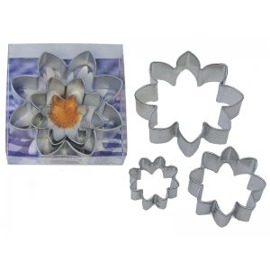 Daisy Cookie Cutter Set 3 Pcs.