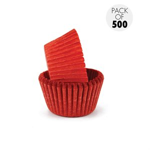 Red Candy Cup-Pack of 500