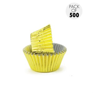 Gold Candy Cup-Pack of 500