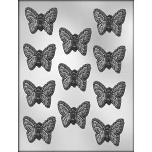 Butterfly Chocolate Candy Mold 2 Inch