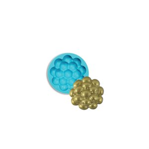 Polka Dot Silicone Mold By Colette Peters