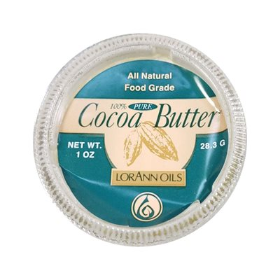 Cocoa Butter 1 Ounce