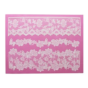 Eternity Lace Large Cake Lace Mat By Claire Bowman