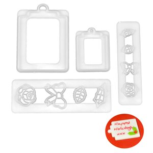 Gift Tag Cutter Set By FMM