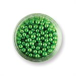 Green Dragees 4 mm