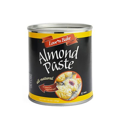 Almond Paste 10 Ounces by Love 'n Bake