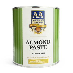 Almond Paste 7 Pounds By American Almond