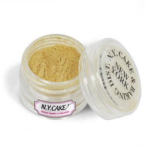 Gold Green Luster Dust 2 grams