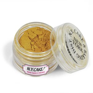 African Gold Luster Dust 2 grams