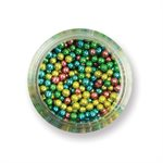 Multicolor Dragees 3 mm Size