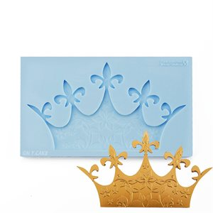Large Royal Crown Silicone Mold