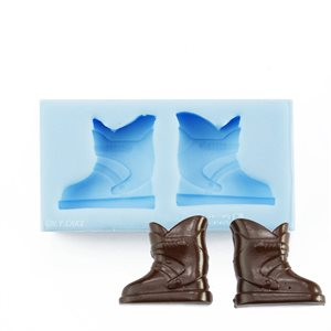 Ski Boot Silicone Mold