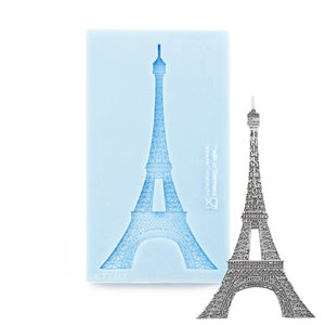 Eiffel Tower Silicone Mold